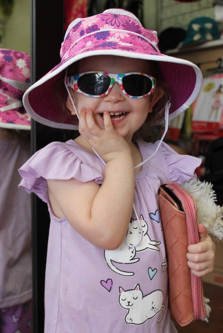 Sunday Afternoons, UPF 50+ sun hat for kids