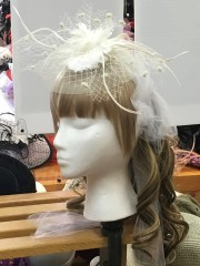 Hair piece / fascinator