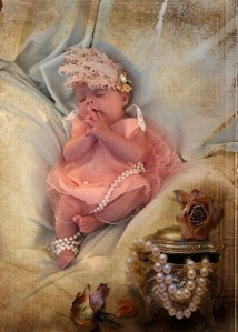 vintage photography, babies,